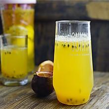#精品菜谱挑战赛#百香果蜂蜜柠檬茶