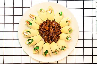 京酱肉丝,咸甜适中下饭利器