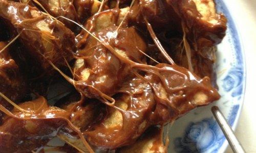 拔丝土豆的做法