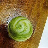 #九阳食尚学院#香甜抹茶酥的做法图解12