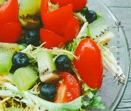 #蔬果沙拉#解暑消脂的做法