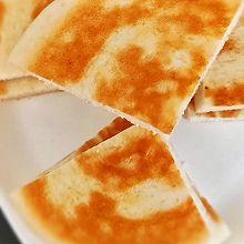 奶香发面饼子