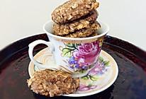 低脂减肥零食—香蕉燕麦饼干的做法