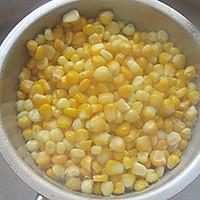 金沙玉米的做法图解2