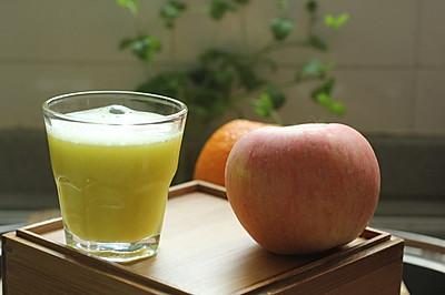 西兰花橙综合蔬果汁