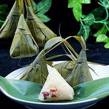 无绳蜜豆粽子#粽享新意#