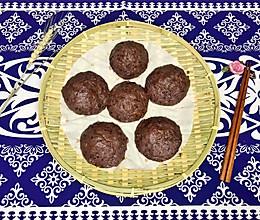 简易版粘豆包~红枣粘豆包的做法