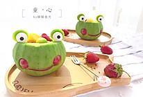 生活中的小美好——青蛙王子果拼的做法