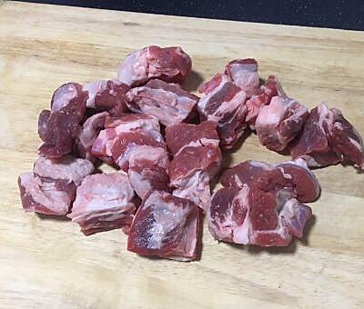 大白菜炖牛肉(附炖牛肉方法)的做法 步骤1