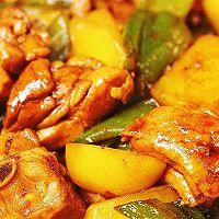 家常黄焖鸡,肉嫩汤鲜 酱香回味的米饭杀手的做法图解7