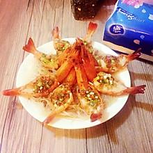 金蒜花开富贵虾#维达与你传承年味#