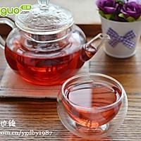 枸杞洛神花茶