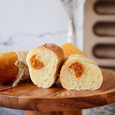 肉松面包+#松下多面美味#