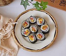 肉松寿司的做法