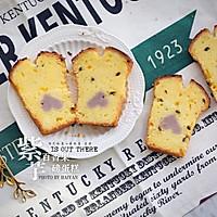 紫芋百香果磅蛋糕#我的烘焙不将就#