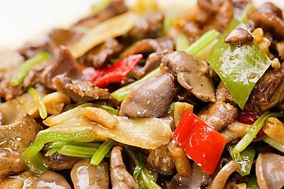 泡椒鸡杂|美食台
