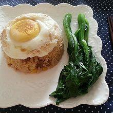 土豆香菇焖饭