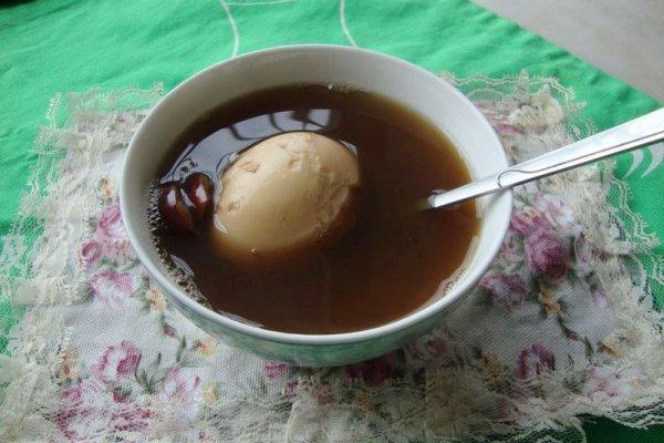 鸡骨草红枣鸡蛋汤的做法