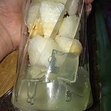 芦荟雪梨汁