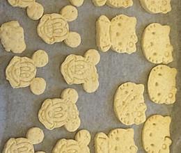 奶油饼干的做法