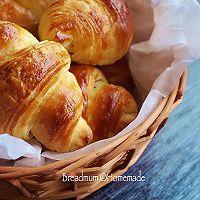 羊角面包(可颂)——法式传统的做法图解9