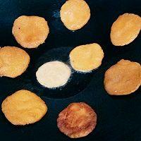 油煎南瓜饼的做法图解4