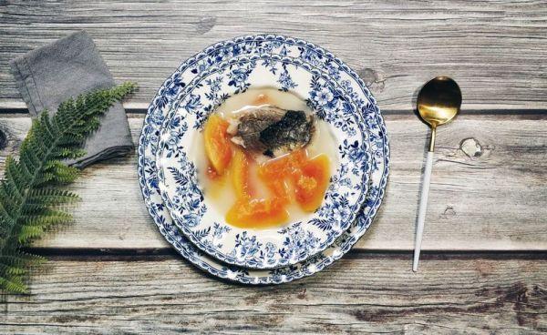 鲫鱼木瓜汤的做法