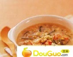 海带粳米粥的做法