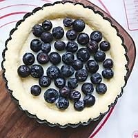炼乳蓝莓派#美的烤箱菜谱#的做法图解9