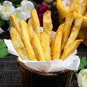 酥脆白薯条#KitchenAid的美食故事#