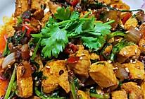 干锅鸡丁的做法