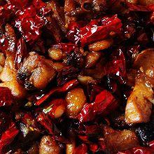 辣椒炒黄鸡