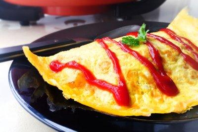 日式蛋包饭