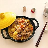 #硬核菜谱制作人#泰式绿咖喱鸡的做法图解10