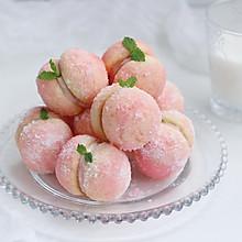 仿真水蜜桃软饼干