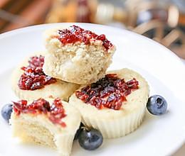 辅食日志 | 蔓越莓山药糕(10M+)的做法