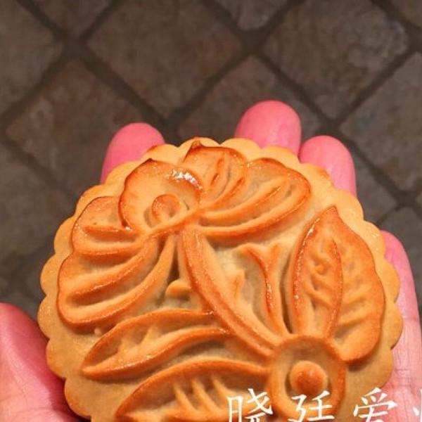 100g广式豆沙蛋黄月饼