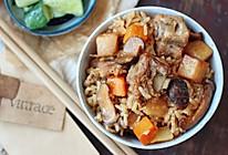 一碗喷香的排骨饭,承包了对于快手饭的所有期待。的做法