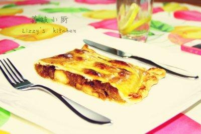 Cinnamon Apple pie肉桂苹果派