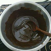巧克力镜面慕斯蛋糕的做法图解4