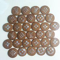 LV迷你可可饼干的做法图解9