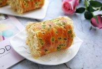 肉松面包卷【汤种法】的做法