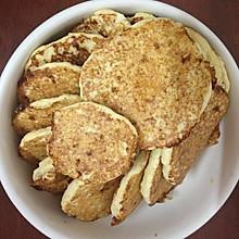 纯蛋白质减肥餐之鸡肉饼
