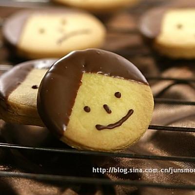 可爱娃娃饼干