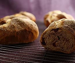 日式杂粮坚果面包