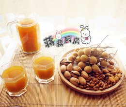 红红火火过大年之暖心饮品---红枣枸杞茶 (豆浆机版本)的做法
