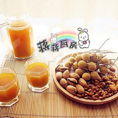 红红火火过大年之暖心饮品---红枣枸杞茶 (豆浆机版本)