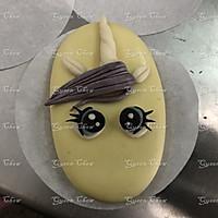 【卡通馒头&卡通包】小马宝莉雪糕馒头,棒棒糖馒头的做法图解11
