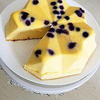 钻石蓝莓乳酪的做法图解2