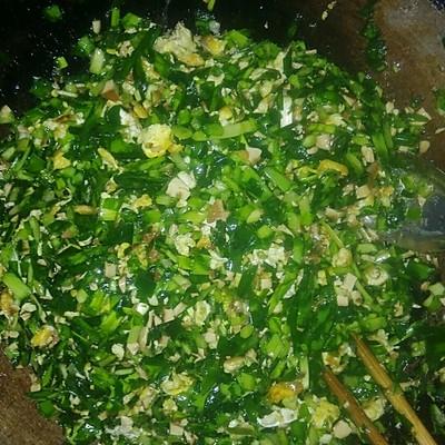 山西特色名吃炕面饺子的做法 步骤8